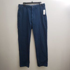 Brooks Brothers Mens Clark Chino Flat Front Pants
